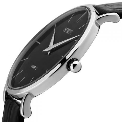Sinobi Super Slim Men's Dress Watch